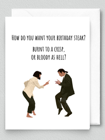 Pulp Fiction Birthday