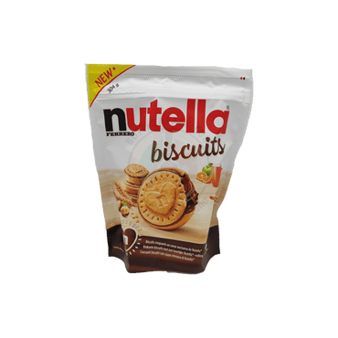 Nutella Biscuits - Ferrero - 304 g