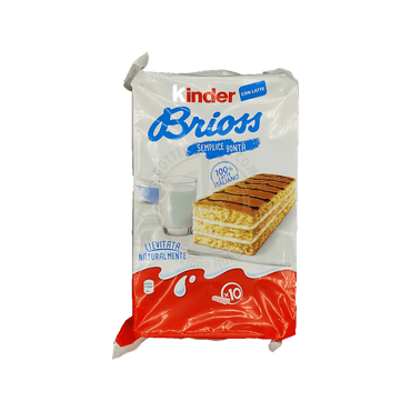 Kinder Brioss - latte