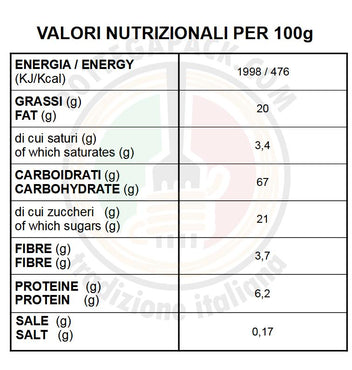 Goccefrolla - Nutrifree - 400 g
