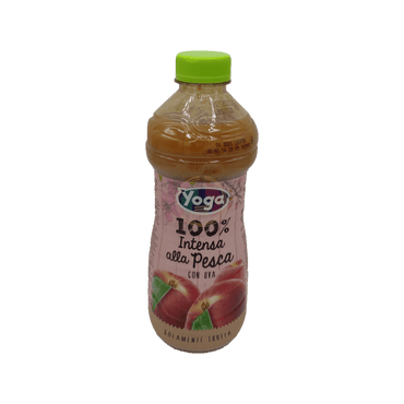 Succo Intensa alla Pesca 100% - Yoga - 1000 ml