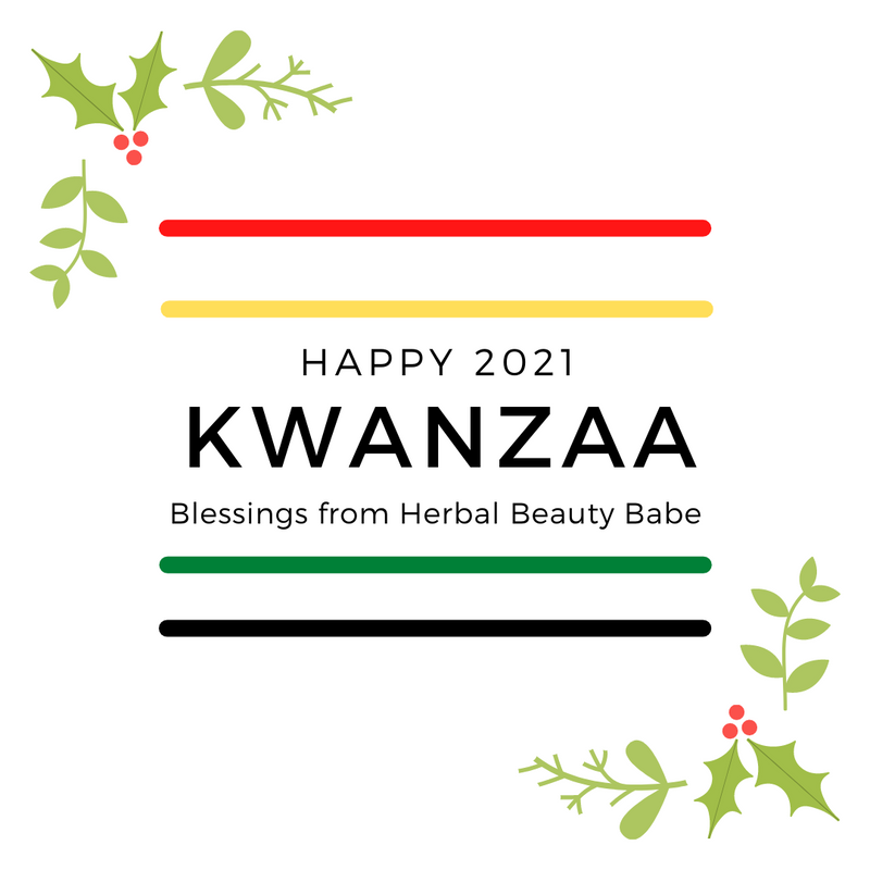 Kwanzaa Blessings to Move in Your Power!