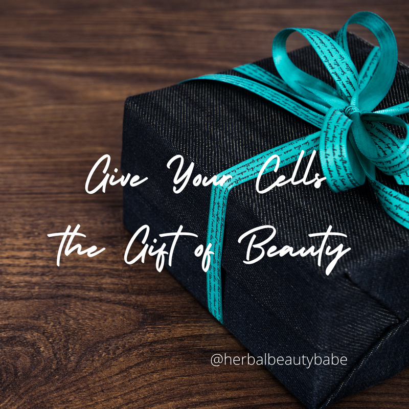 Heal Your Skin As A Gift to Your Cells!