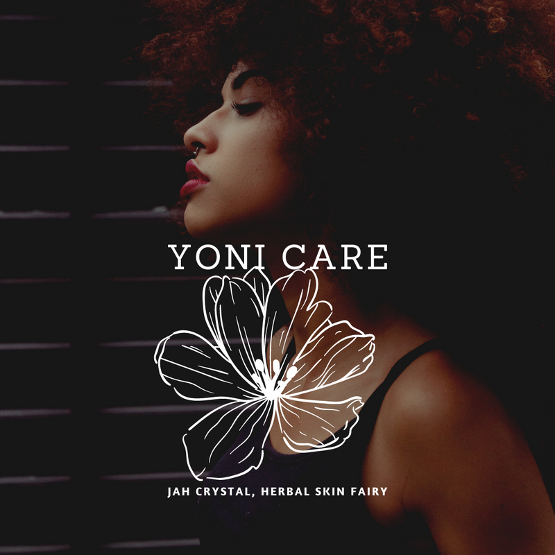 Womb Wellness Herbal Yoni Care