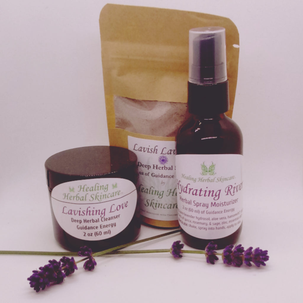 Herbal Skin Energy Care with Virtual Coaching and Hands on Tutorials