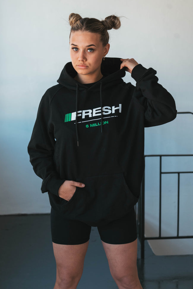 FRESH 6 MILLION HOODIE