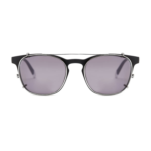 Dalston Clip-On Silver Mujer