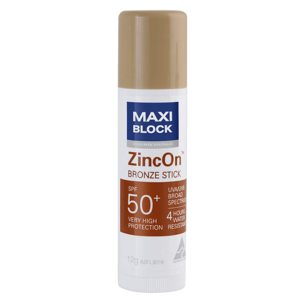 zinc sunscreen stick