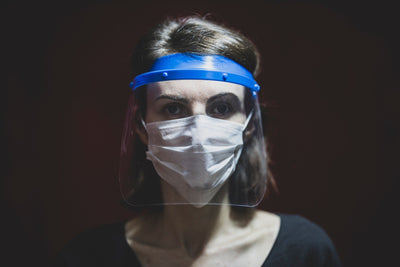 Is a Face Shield or Disposable Face Mask Better?