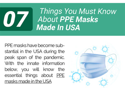 07 Things You Must Know About PPE Masks Made In USA