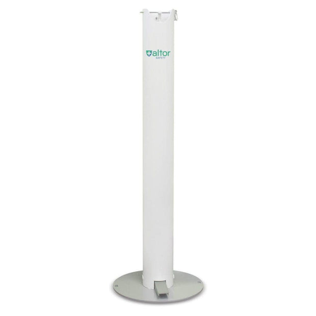 Pedal-Activated Touch-less Hand Sanitizers Stand Hand Sanitizer Stand altorsafety