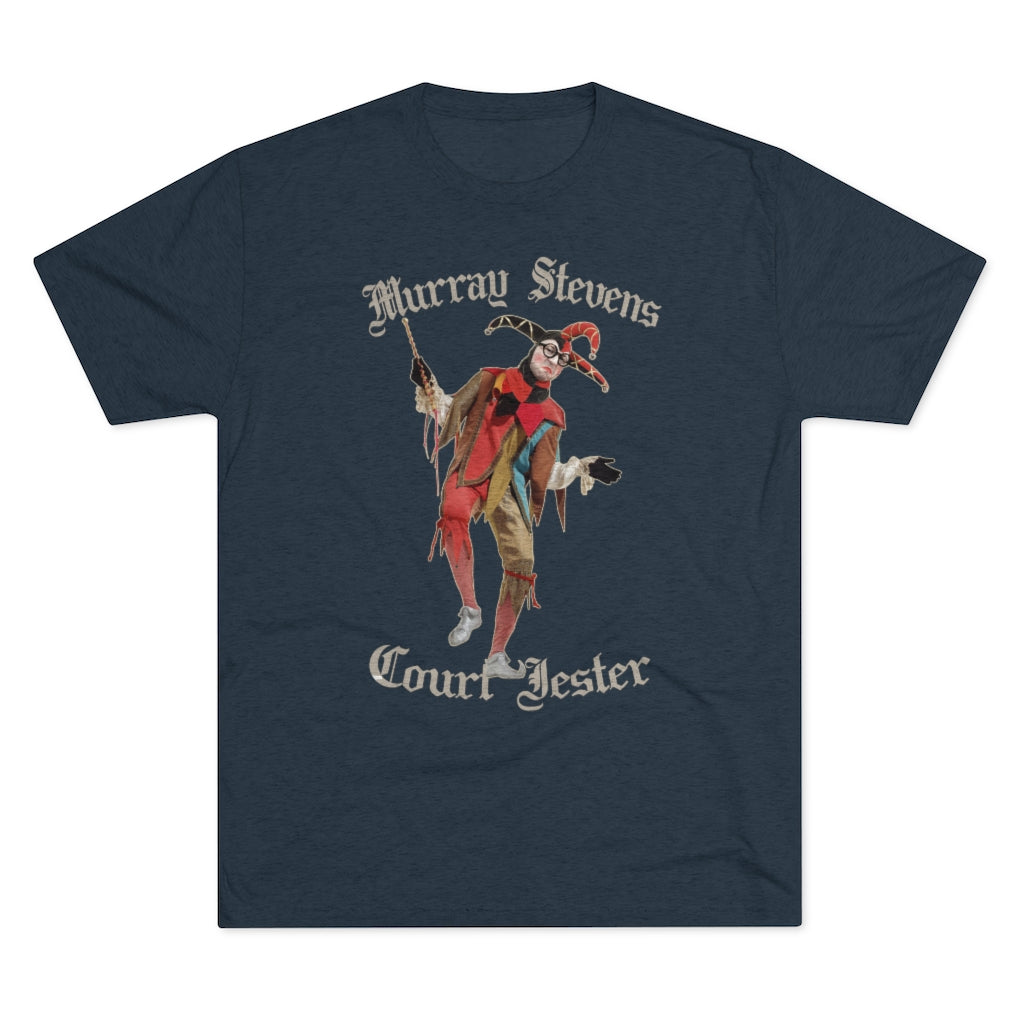 Murray Stevens - Court Jester Triblend Athletic Fit Shirt