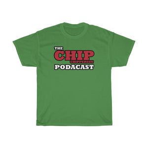 The Chip Chipperson Podacast Logo Standard Fit Cotton Shirt