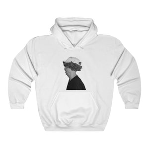 CREGG SCHINKEL/ SHOUT OUT DOUBLE SIDED HOODIE