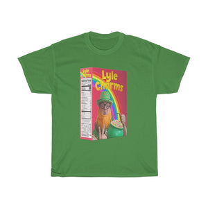Lyle Charms Cereal Box Standard Fit Cotton Shirt