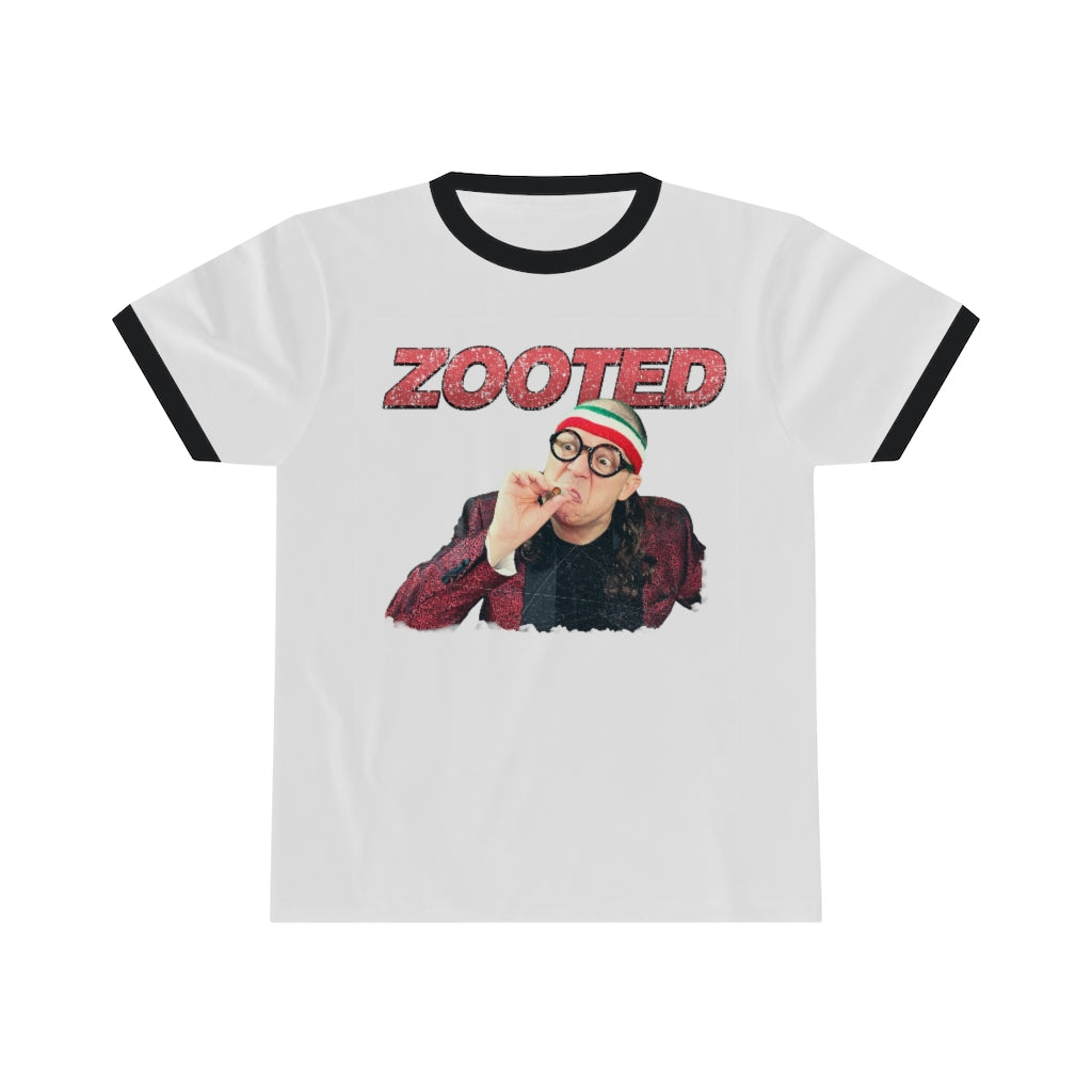 Zooted Unisex Ringer Tee
