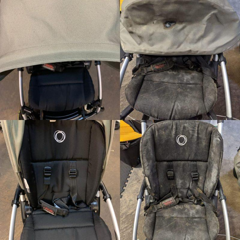 Bugaboo Bee + Before & After