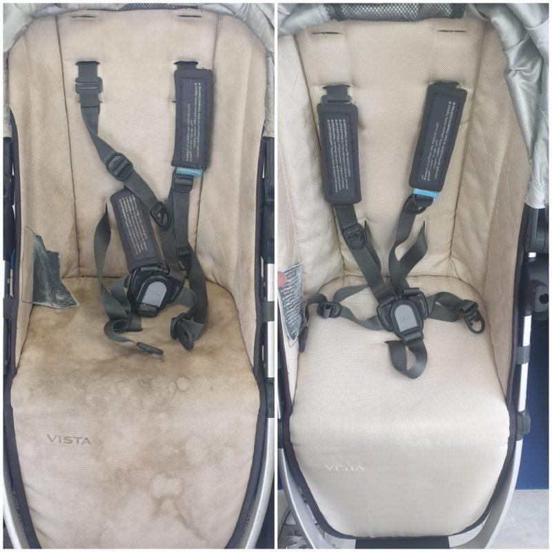Uppababy Vista Before & After