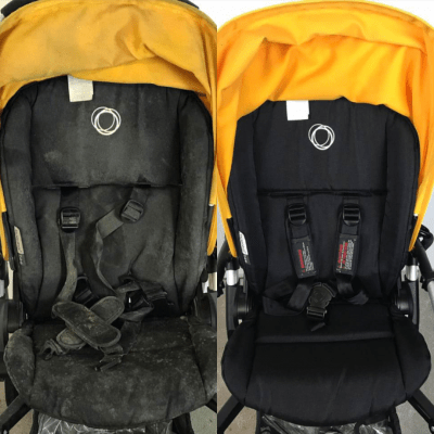 Bugaboo Bee+ Before & After