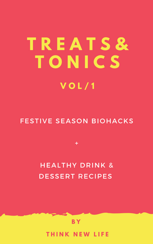 Festive Season Biohacks Ebook