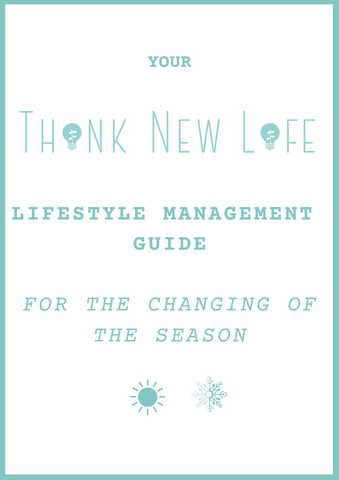 TNL Lifestyle Management Tips - Changing of the Season