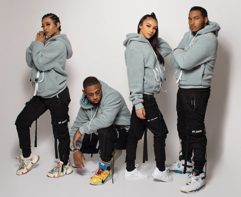 Agapé Fleece Hoodies