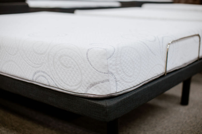 Ezra Gel Serene Gel Memory Foam Mattress Texas Qsleep