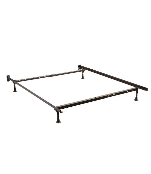 Heavy Duty Adjustable Cross arm Carbon Steel Bedframe Texas Qsleep