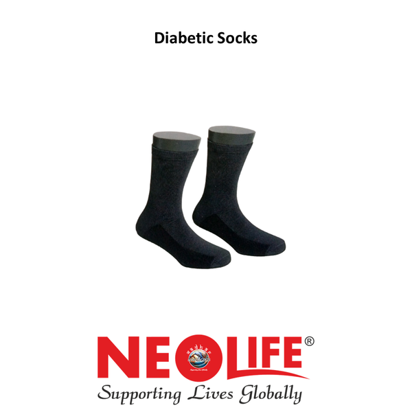 First time in Nepal! introducing diabetic socks for diabetic patient