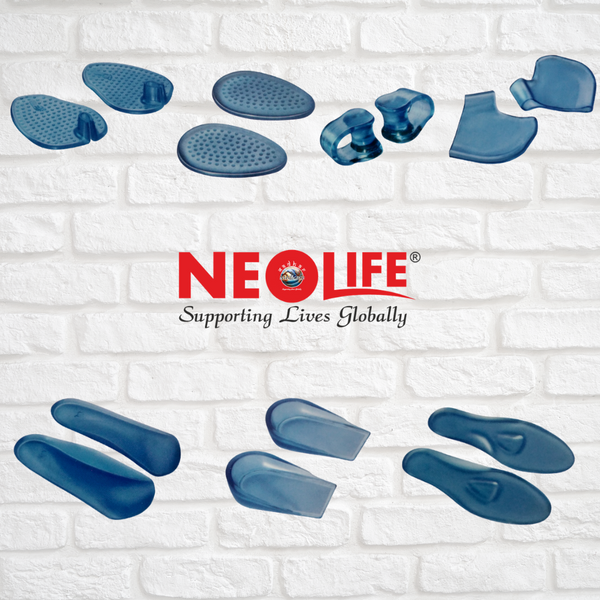 "NEOLIFE Gel Products with Paraffin gel. Technology ""Progel"""