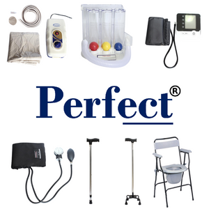 If you want an internationally recognised medical devices in Nepal then Perfect is a know brand. Perfect Nebuliser Machine, Perfect Pulse Oximeter, Perfect Vaporiser, Perfect Walking sticks, Perfect Commode Chair are great products in Nepal