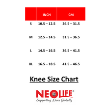 Load image into Gallery viewer, NEOLIFE Neoprene Knee Support