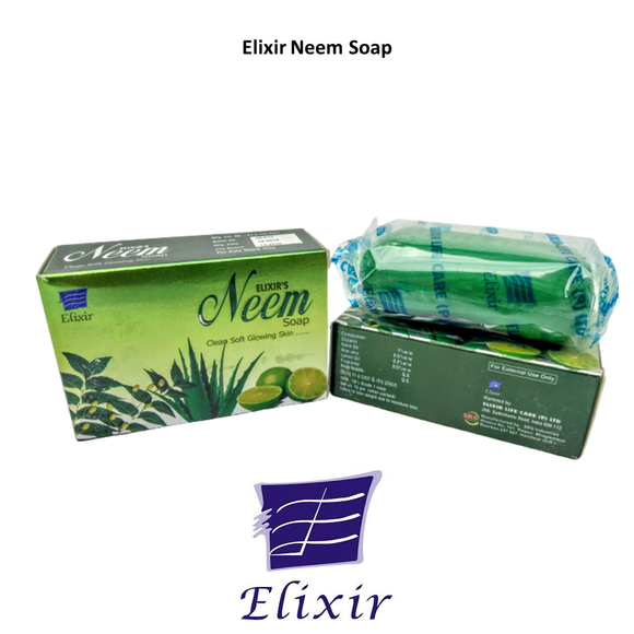 Elixir Neem Soap - 75Gm