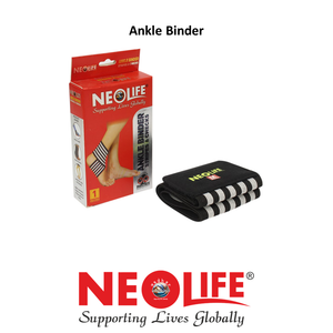 NEOLIFE Ankle Binder Stripes And Checks