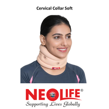 Load image into Gallery viewer, NEOLIFE Soft Cervical Collar