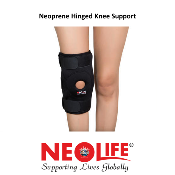 NEOLIFE Neoprene Hinged Knee Brace