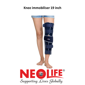NEOLIFE Knee Immobiliser 19""