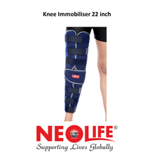 Load image into Gallery viewer, NEOLIFE Knee Immobiliser 22""