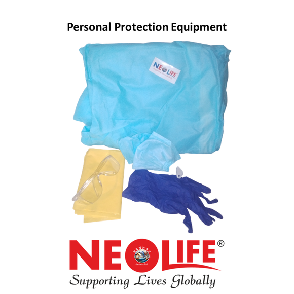 NEOLIFE Personal Protection Equipment (PPE Kit)