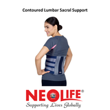 NEOLIFE Lumbar Sacral Support Contoured Belt