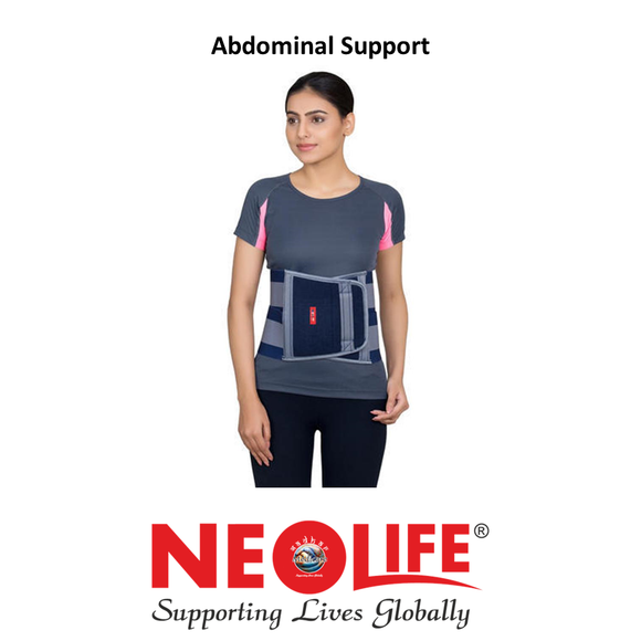 NEOLIFE Abdominal Belt Tummy Trimmer Post Pregnancy Belt