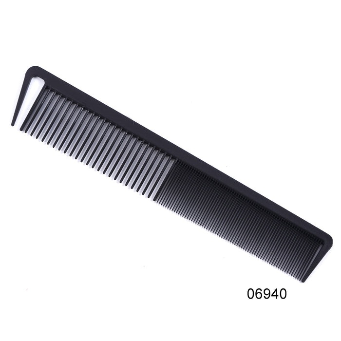 Black Professional Combs Hairdressing