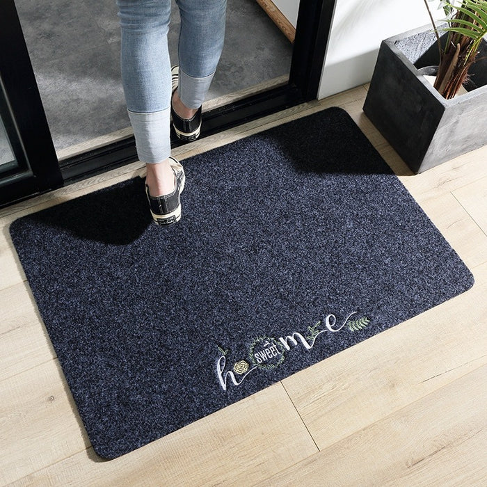 Japanese-style Door Mats Mud-removing Sand-stripping