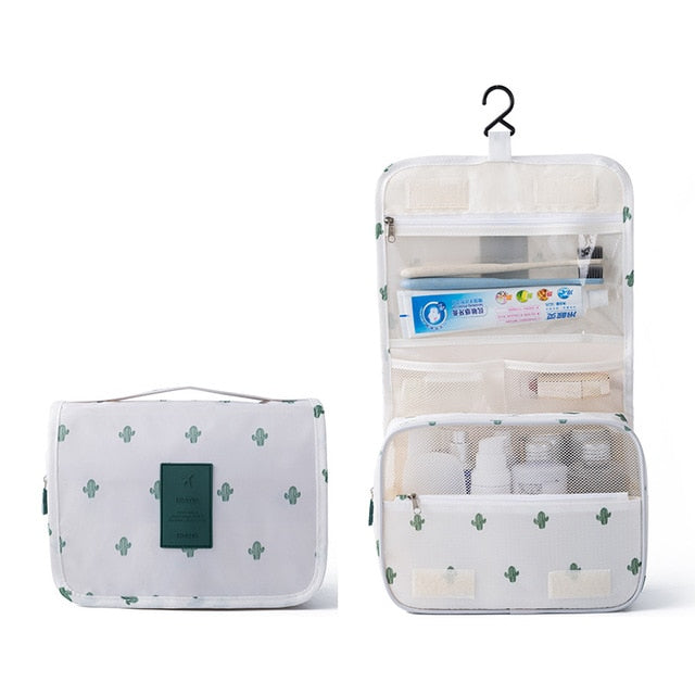 Waterproof Storage Hanging Bathroom Wash Bag