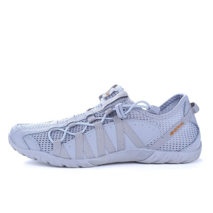 Lace Up Athletic Outdoor Shoes
