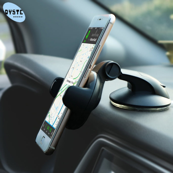Universal Mobile Car Phone Holder For Phone in Car Holder Windshield Stand support smartphone