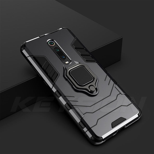 KEYSION Shockproof Case For Redmi