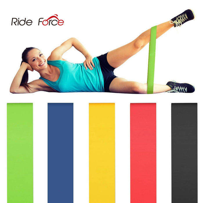 Gym Fitness Resistance Bands for Yoga