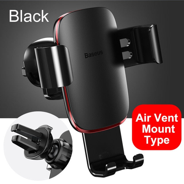 Baseus Car Phone Holder for Car Air Vent / CD Slot Mount Phone Holder Stand