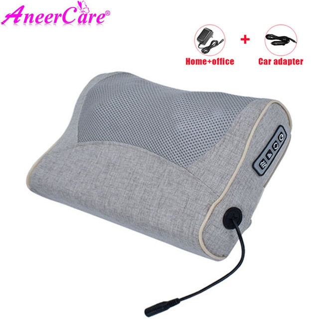 Neck Healthy Massageador Relaxation Shiatsu Massager Pillow